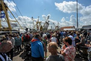 Oudeschild, Hafenfest 2014
