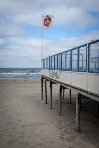 Texel - Strandbars - Sommer 2013