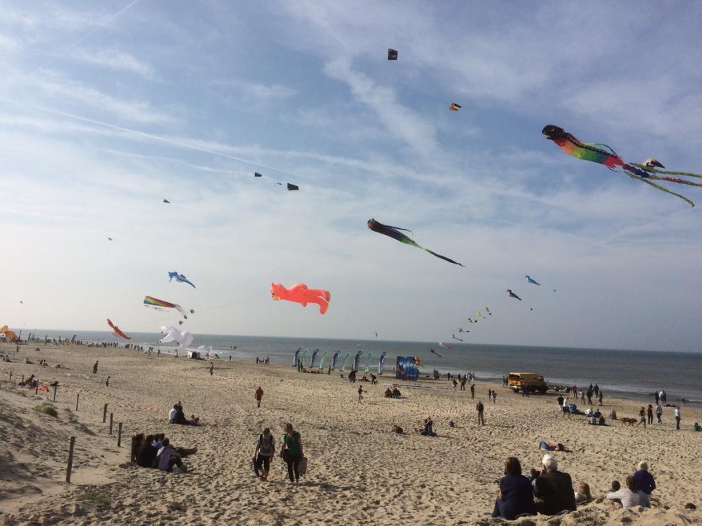 De Koog: Windfestival