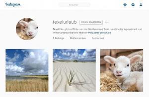 Instagram: Bilder von der Insel Texel