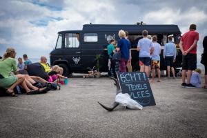Genuss auf Rädern: Beach Food Festival auf Texel