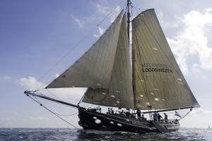 Loodsbotter Texelstroom 300x200 Meerestag am Museum Kaap Skil