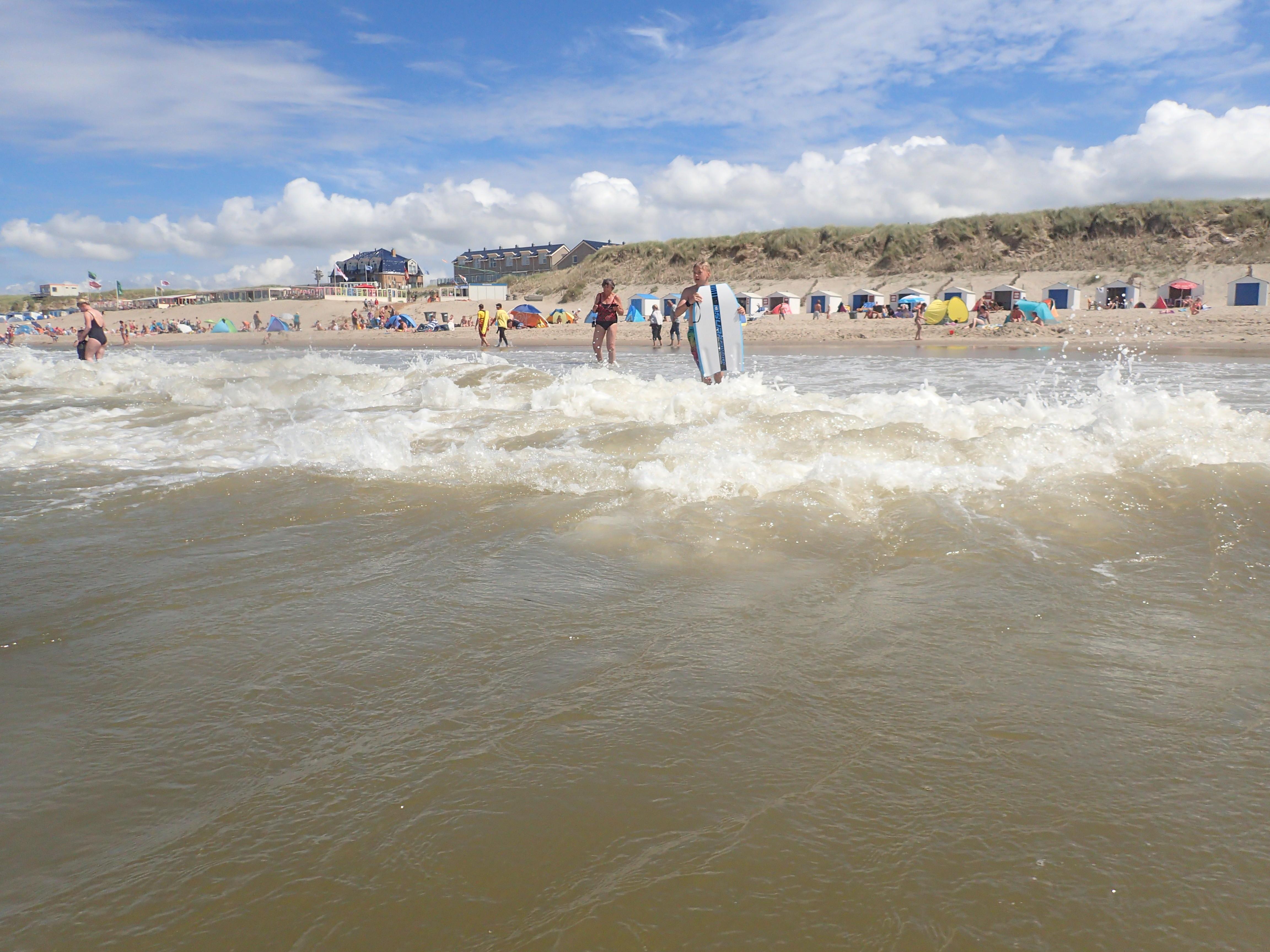 Strand von De Koog