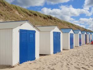Strandhäuser bei De Koog