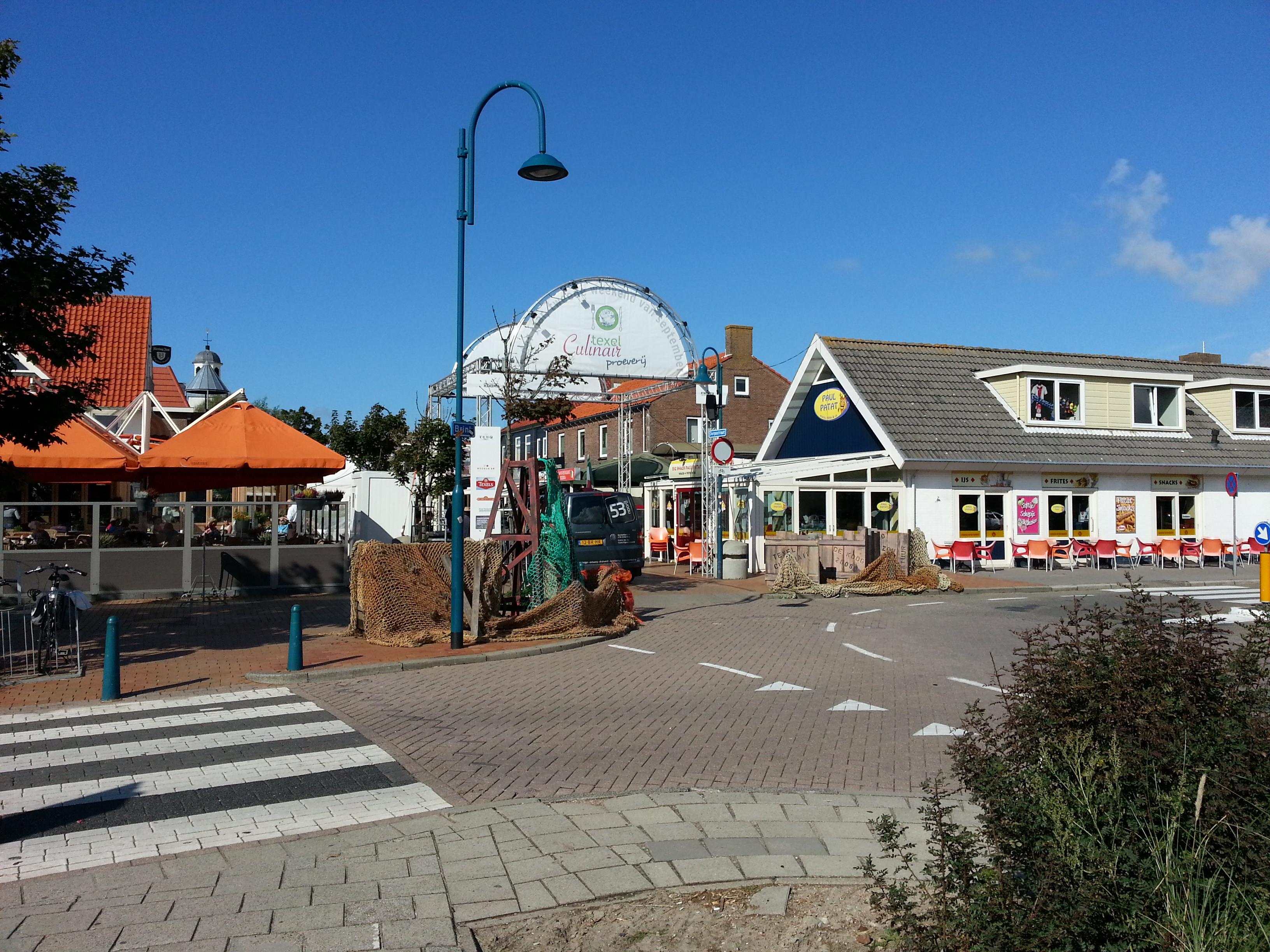De Koog: Badeort auf Texel