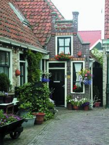 Oosterend - das älteste Fischerdorf von Texel
