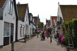 Zentrum von Texel: Den Burg