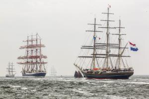 Internationales Spektakel: Sail Den Helder 2017