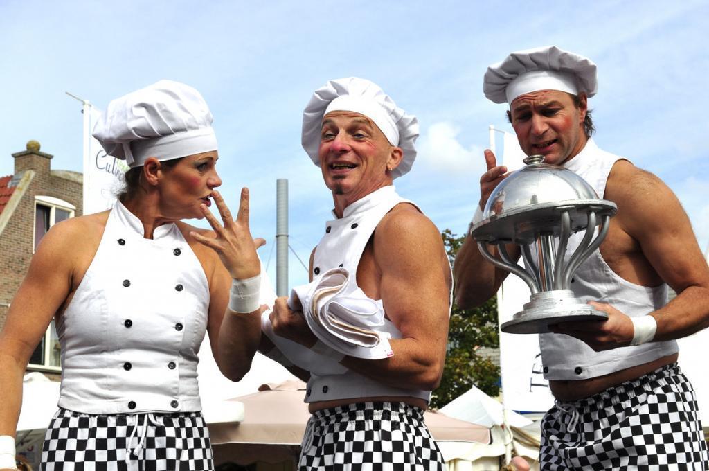 Gaumenschmauß: Texel kulinarisch / Texel Culinair (Foto: Liselotte Schoo)